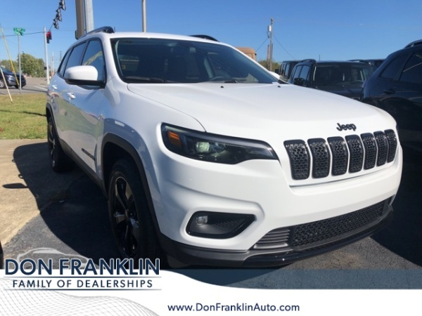 2020 Jeep Cherokee in Somerset, KY