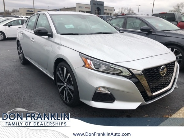 2020 Nissan Altima in Somerset, KY