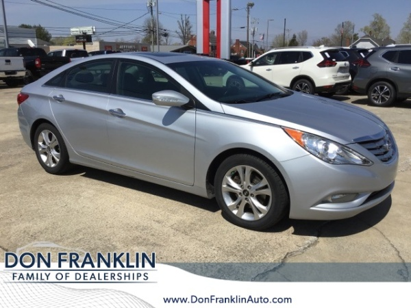 Hyundai Of Somerset >> 2013 Hyundai Sonata Limited 2 4l For Sale In Somerset Ky