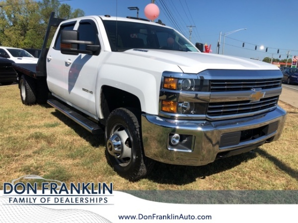 2015 Chevrolet Silverado 3500HD Chassis Cab in Somerset, KY