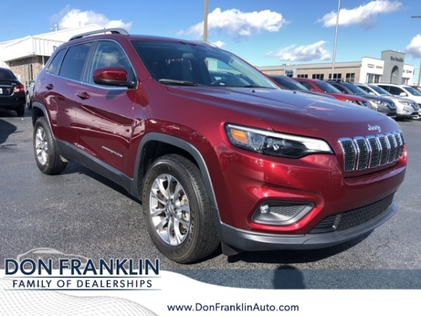 2019 Jeep Cherokee in Somerset, KY