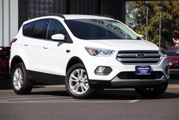 2019 Ford Escape in Sacramento, CA
