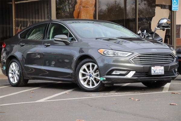 2017 Ford Fusion in Sacramento, CA