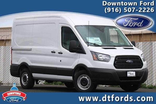 """2019 Ford Transit Connect \T-150 130\""""\"""" Med Rf 8600 GVWR Sliding RH Dr\"""""""""""