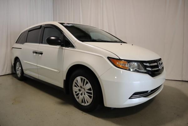 2016 Honda Odyssey in Blacksburg, VA