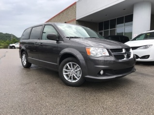 2019 dodge grand caravan sxt for sale in south charleston, wv