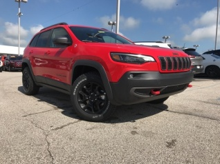 2019 jeep cherokee trailhawk 4wd for sale in south charleston, wv