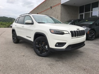 2019 jeep cherokee altitude 4wd for sale in south charleston, wv