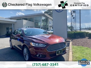 Ford Fusion For Sale Near Me >> Used Ford Fusions For Sale Truecar