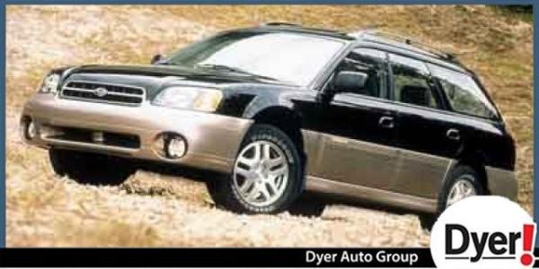 2000 Subaru Outback in Vero Beach, FL