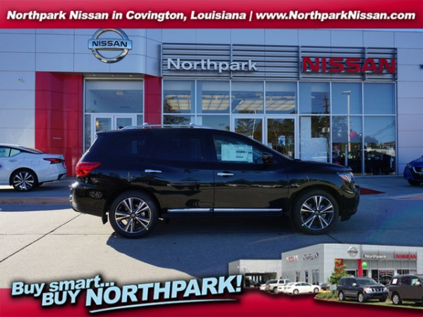 2020 Nissan Pathfinder in Covington, LA