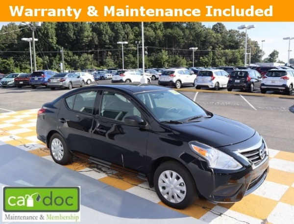 2018 Nissan Versa in Morristown, TN