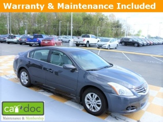 2017 Nissan Altima 2 5 S Sedan Cvt For In Morristown Tn