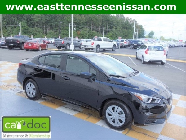 2020 Nissan Versa in Morristown, TN
