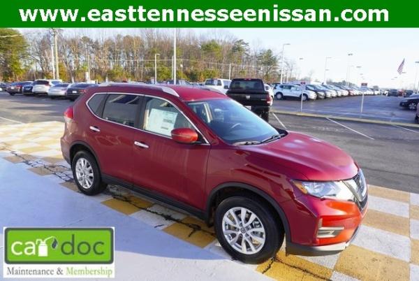 2020 Nissan Rogue in Morristown, TN