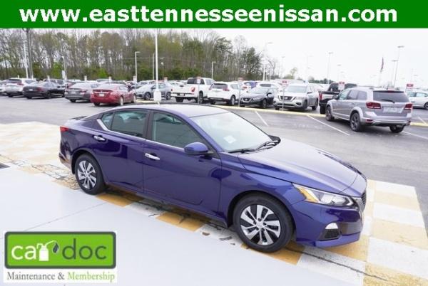 2020 Nissan Altima in Morristown, TN