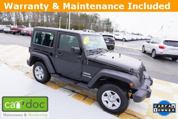 2018 Jeep Wrangler in Morristown, TN