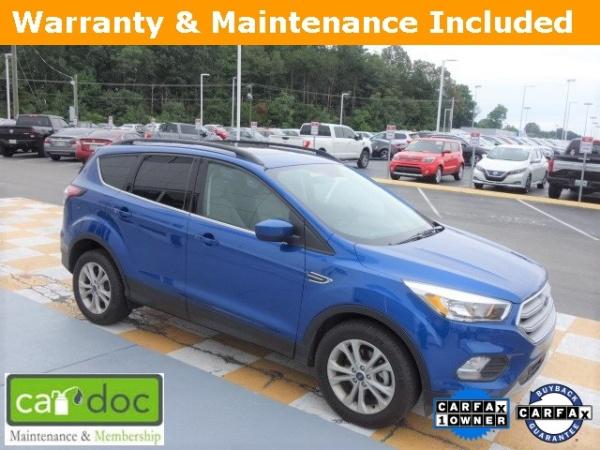 2018 Ford Escape in Morristown, TN