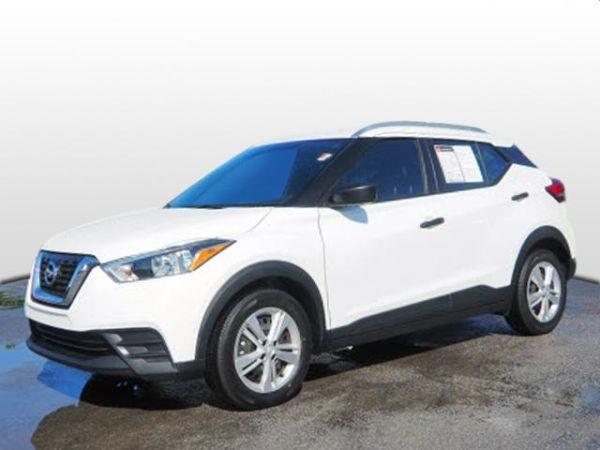 2019 Nissan Kicks in New Bern, NC
