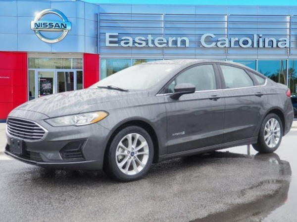 2019 Ford Fusion in New Bern, NC