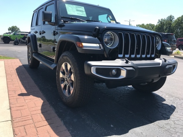 2019 Jeep Wrangler in Indianapolis, IN