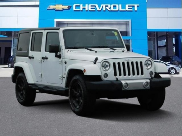 2015 Jeep Wrangler in Rockford, MI