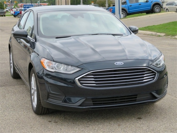 2020 Ford Fusion in Wayland, MI