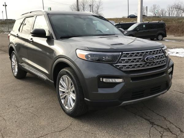 2020 Ford Explorer in Wayland, MI
