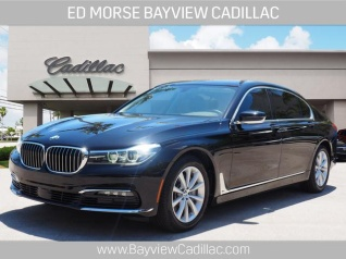 2016 Bmw 7 Series 740i For In Fort Lauderdale Fl