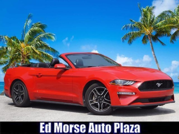2018 Ford Mustang in Port Richey, FL
