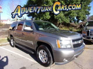 Used Chevrolet Suburban For Sale In Madisonville Tn 42