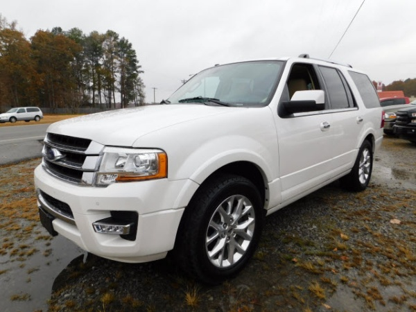 2017 Ford Expedition in Hartselle, AL