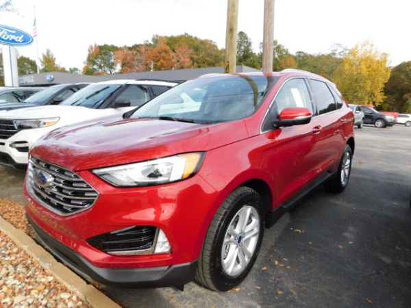 2020 Ford Edge in Hartselle, AL
