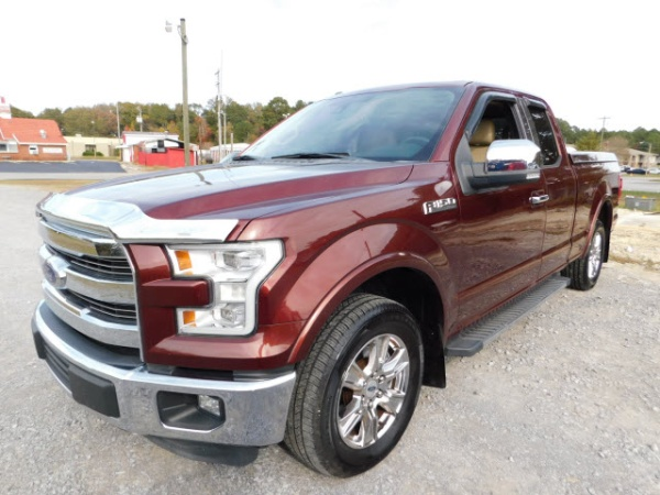 2015 Ford F-150 in Hartselle, AL