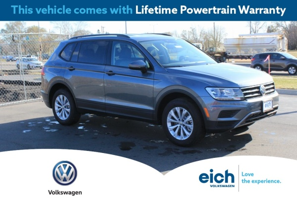 2020 Volkswagen Tiguan in Saint Cloud, MN