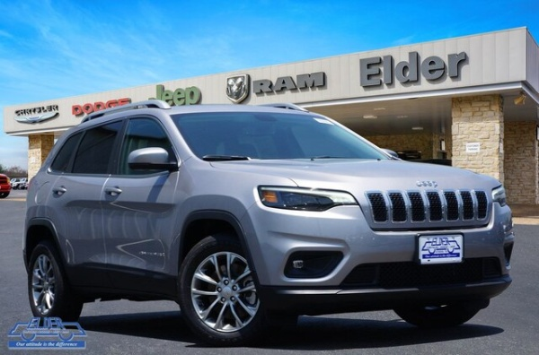 2019 Jeep Cherokee in Athens, TX
