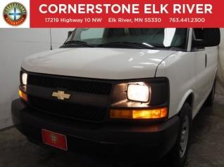 5cc9eef888 2014 Chevrolet Express Cargo Van 1500 RWD SWB for Sale in Elk River