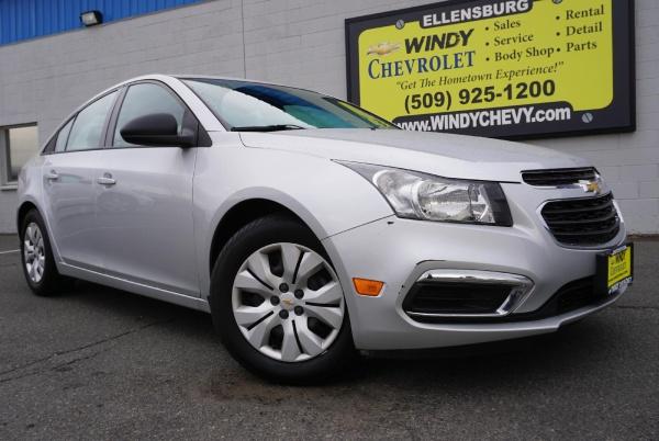 2016 Chevrolet Cruze Limited in Ellensburg, WA