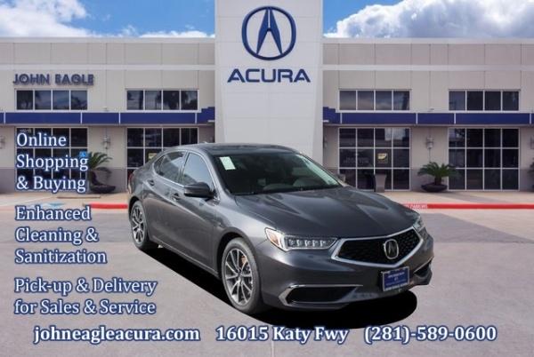 2020 Acura TLX in Houston, TX