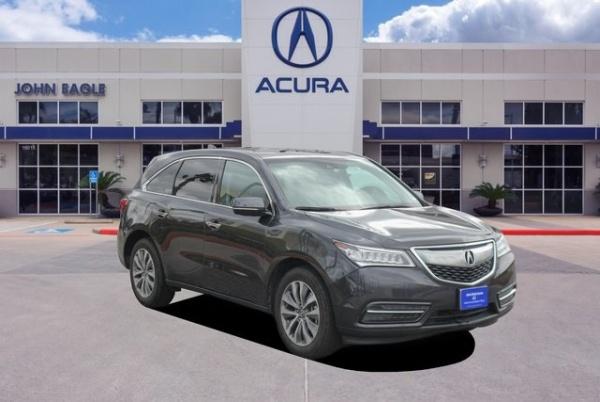 2016 Acura MDX in Houston, TX
