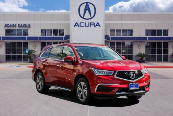 2019 Acura MDX in Houston, TX