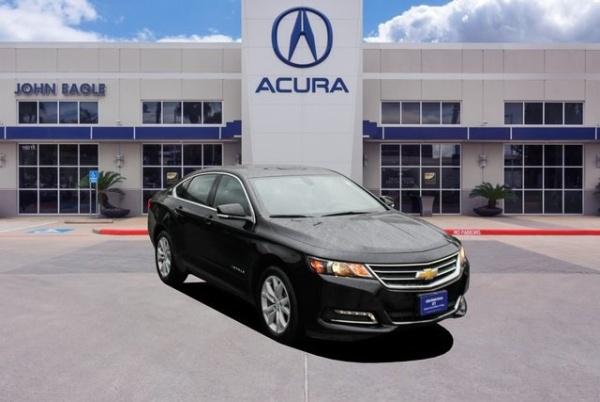 2019 Chevrolet Impala in Houston, TX