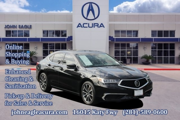 2020 Acura TLX in Houston, TX