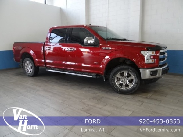 2016 Ford F-150 in Lomira, WI