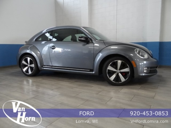 2013 Volkswagen Beetle Turbo
