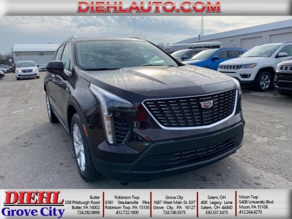 2020 Cadillac XT4 in Grove City, PA