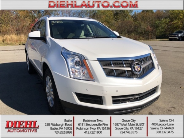 2012 Cadillac SRX in Grove City, PA