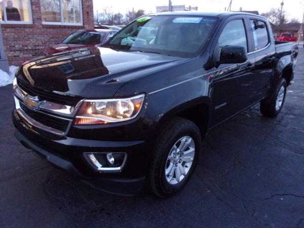 2018 Chevrolet Colorado in Bryan, OH