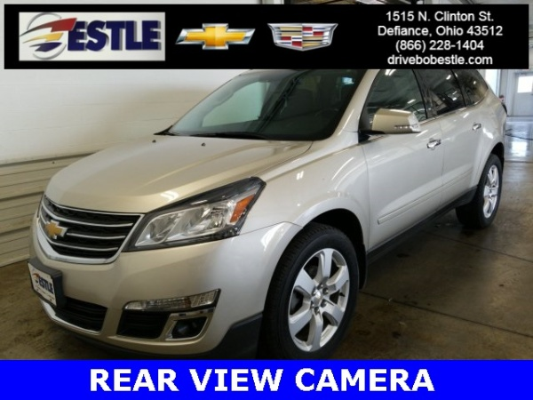 2017 Chevrolet Traverse in Defiance, OH