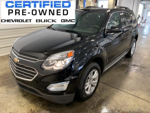 2017 Chevrolet Equinox in Defiance, OH